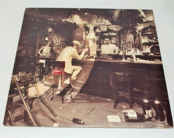 Led Zeppelin In Through The Out Door 1979 / Excellent Shape