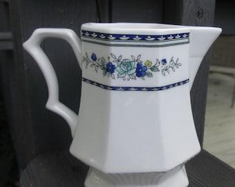 Vintage Porcelain NIKKO Creamer - Classic Collection - Japan