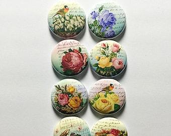 Vintage Spring Flowers