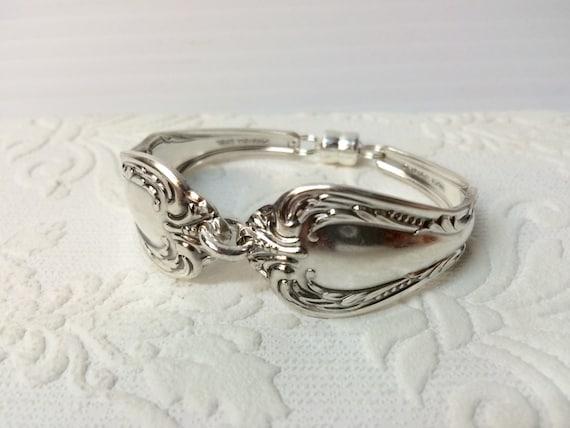 silverware Handle Bracelet Chalice Pattern