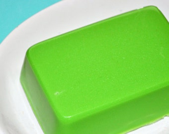 Goats Milk Soap - Citrus and Tarragon Scent - Great Scent for Men and Women - Green Soap Bar - Unisex Soap