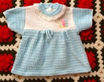 1960s Knit Dress 3/6 Months
