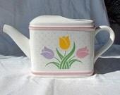 Ceramic Watering Pot Teleflora 1985