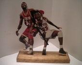 Akeem Olajuwon & Patrick Ewing Clock