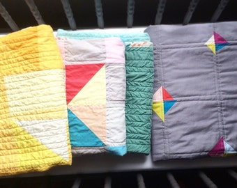 Custom Baby Quilt Reservation