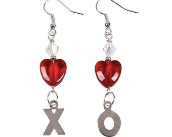 Xs and Os Earrings