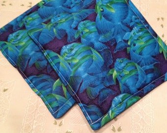 Under The Sea Pot Holders set of 2