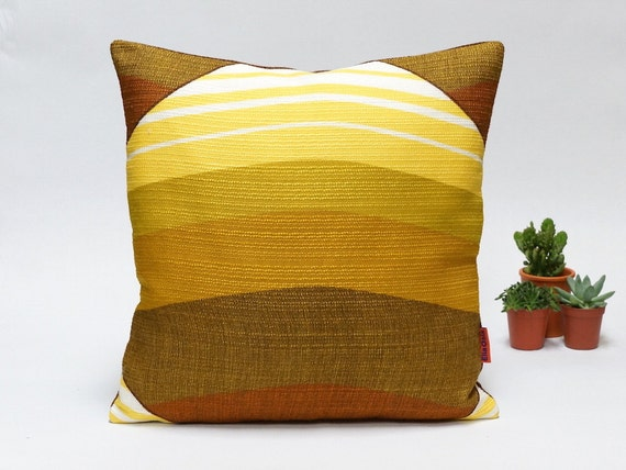 Mid Century Modern Retro pillow cover 40x40 / 16x16