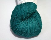 hand dyed yarn - Long Stride Sock ( - 750yds - ) - Going Under colorway (dyelot 41516)