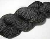 hand dyed yarn - Simple SW DK - Soft Iron colorway