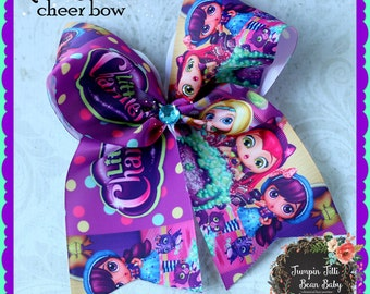 Little Charmers Cheer Bow