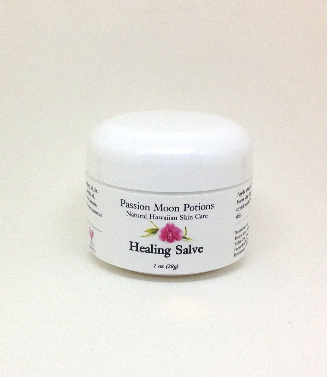 Healing Salve 1oz Jar