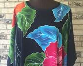 Plus Size Premium Rayon Tunic