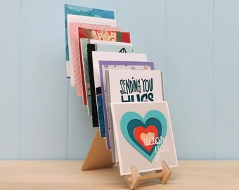 Three Way Card Rack kit (set of 2)