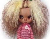 Mongolian fur ..bLYTHE wig ..or ( SD 10 )