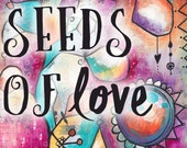 Seeds of Love -  Self Study Mini Class - Online Download (without DVD)