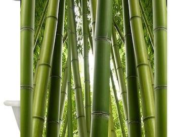 Bamboo curtain   Etsy