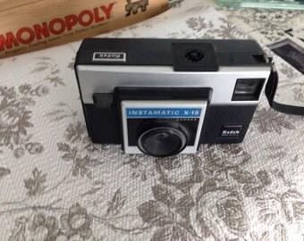 Vintage Kodak Camera X-15 1970's