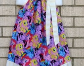 My Little Pony Pillowcase dress in sizes 6M to  8Y
