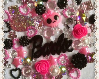 Decoden Kit - Pink Sparkle 2