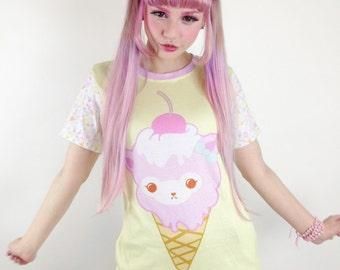 Alpacone Shirt Harajuku Fairykei Tee