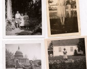 Eight Antique Photographs More Women Snapshots Great for Altered Art Projects