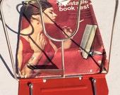 1960's Alco Adjustable Book Rest in Original Packaging Vintage Metal Book Stand