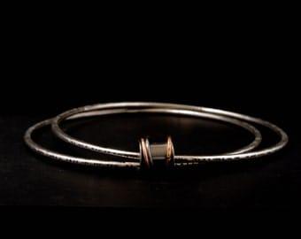Bracelet - Captured Bangles