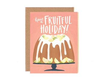 Fruitful Holiday Boxed Set of 8