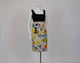 50s dress / Designer Vintage 1950's Suzy Perette Dress