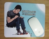 500 Days of Summer Mousepad