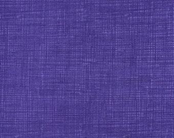 NEW - One fat quarter - Purple Screen Flannel - CF8224P