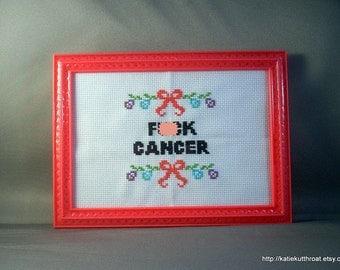 F-ck Cancer