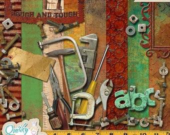 Industrial Revolution Digital Scrapbook Kit
