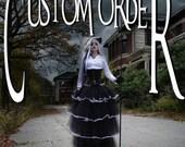 CUSTOM Neon Trashy Bustle TuTu Skirt - Reserved for LaurenDerek710