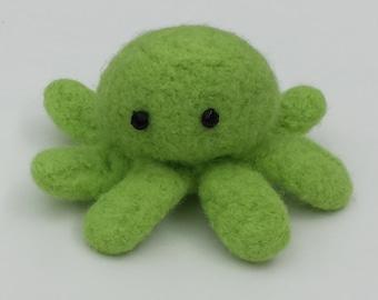 Apple green octopod