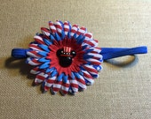 Patriotic Mouse Headband- 4th of July