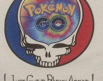 Just gotta Pokemon around