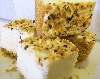 Julie's Fudge - COCONUT Cream Pie - Half Pound
