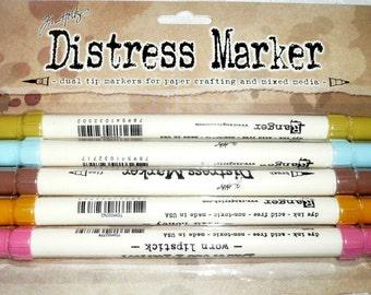 Tim Holtz Ranger Distress Markers Memories Past