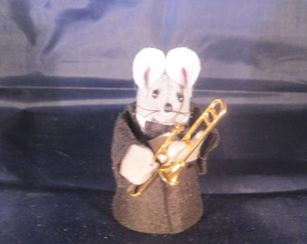 Male Mouse with a Trombone   This is the last one we have