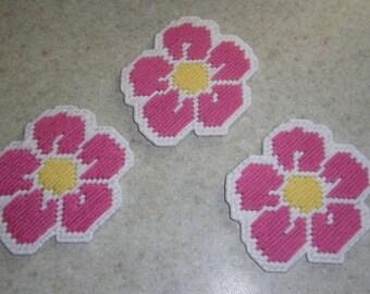 Large Flower Magnets