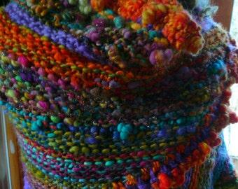 good morning shawl by bennylove