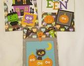 Halloween Planner Dashboard set 2- Haunted Mansion; Halloween