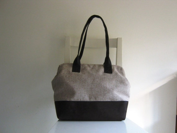 Natural Color  Doctor Bag