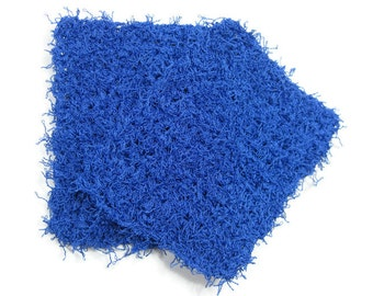 Blue Pot Scrubbers Set of 2