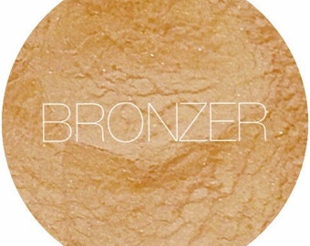 Mineral Makeup Bronzer • Gluten-Free Mineral Makeup • Natural Makeup • Bath And Beauty • Earth Mineral Cosmetics