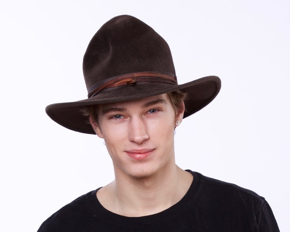 Mountie Hat Ranger's Hat Pharrell Hat Smokey The Bear Hat Canadian Mountie Campaign Hat Wide Brimmed Hat Scout Hat Fall Fashion Men's Hat