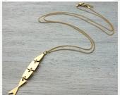 Sale 20% OFF Fish Necklace, ocean necklace, underwater jewelry