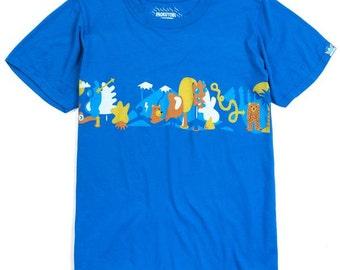 Panoramic T-shirt